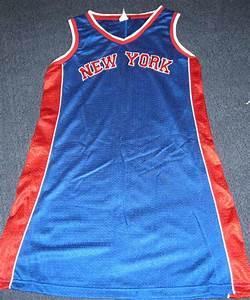 new york knicks nba basketball womens jersey mini