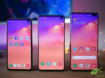 Samsung Galaxy S10 Android S10e Vodafone Ui