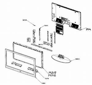 Samsung Model Lnt4661f Lcd Television Genuine Parts
