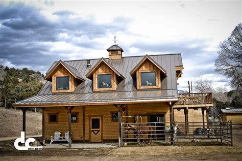 barns with living quarters taos new mexico apartment barn project dc builders