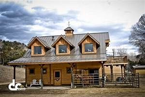 taos new mexico apartment barn project dc builders With barn garages with living space