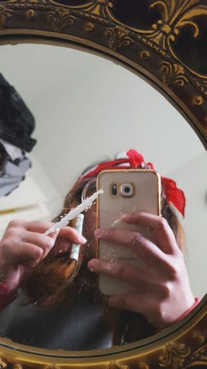 mirror selfies  tumblr