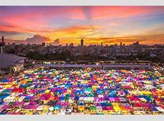 Take a tour through Bangkok's street food scene Radisson
