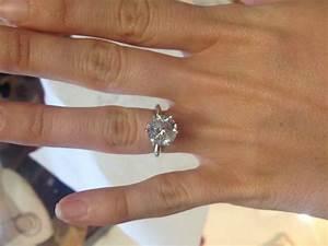4.5 Carat Diamond Rings | Wedding, Promise, Diamond ...