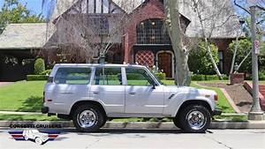 1987 Toyota Land Cruiser Fj60 For Sale