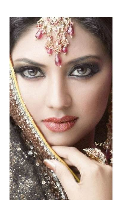Gifs Plus Wallpapers Indian Makeup Bridal Google
