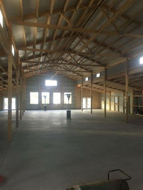 confidential secrets  barndominium ideas metal buildings pole barn houses exposed