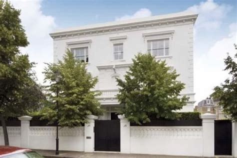 Designer Tom Ford's Contemporary London Townhouse  Hooked