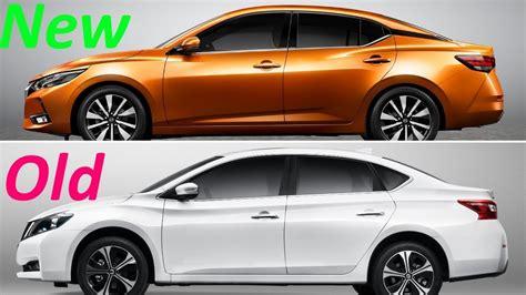 Nissan Sylphy 2020 by New 2020 Nissan Sylphy Sedan Vs Nissan Sylphy Sedan