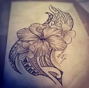 Hawaiian Tribal Tattoos Designs