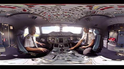 cockpit   emirates airbus  emirates