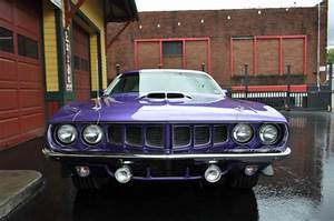 1971 Plymouth Cuda Plum Crazy Purple 426 Hemi Cuda  179 Miles Plum Crazy Purple For Sale  Photos
