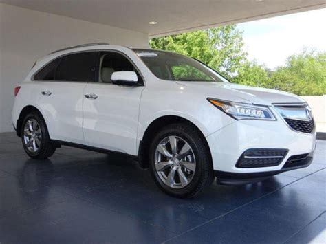 Acura Mdx 2014 Used For Sale by 2014 Acura Mdx For Sale By Owner In New York Ny 10036