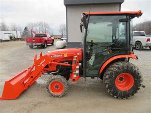 2015 Kubota B2650hsdc For Sale In Pemberville  Oh