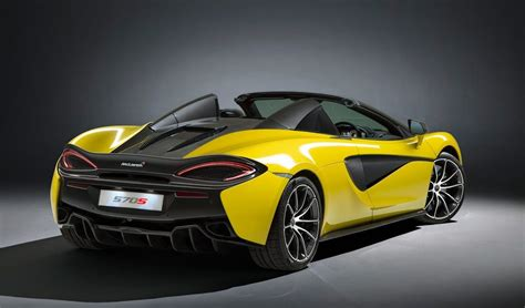 2020 Mclaren 570s by 2020 Mclaren 570s Coupe Exterior And Interior Review
