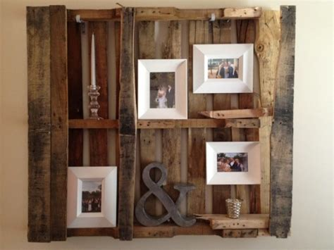 30 Wall Decor Ideas For Your Home: 30 Fantastic DIY Pallets Wall Art Ideas