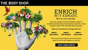brandchannel: Enrich Not Exploit: The Body Shop Turns 40 ...