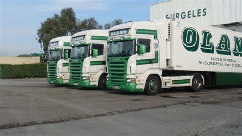 siege intermarche transport olano