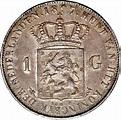 1 Gulden - Wilhelmina - Netherlands - Numista