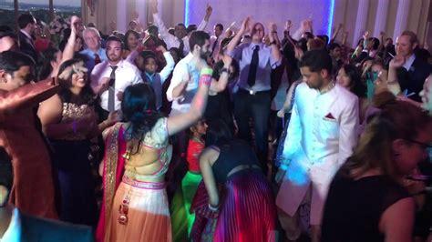 indian wedding dance floor vani weds jared  magic