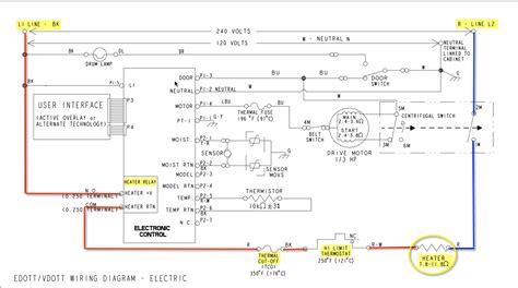 whirlpool dryer schematic  master samurai tech academy