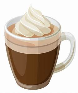 Coffee with Cream PNG Clipart Picture | Kávička ...