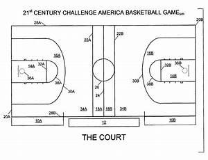 Basketball Court Diagrams