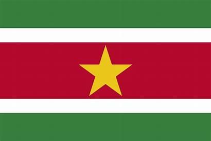 Flag Suriname Pixels Wide Surinam Pdf 1200