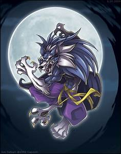 Darkstalkers Tribute: Talbain by zillabean on DeviantArt