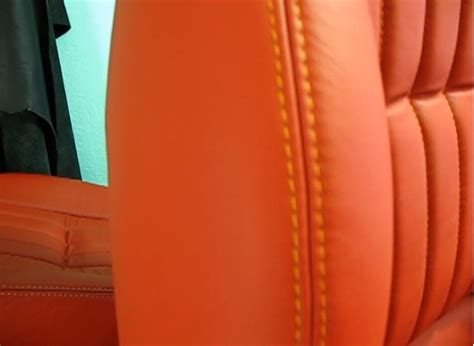Automotive Upholstery---tutorial...(french-seams)
