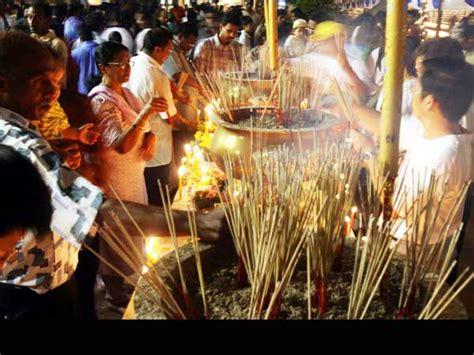 Why Do We Light Incense Sticks Before God?