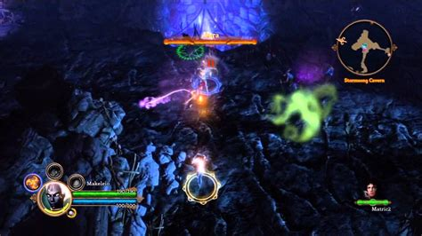 dungeon siege review dungeon siege 3 co op review