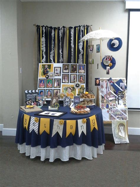 Decorating Ideas For Graduation graduation table decorations special projects