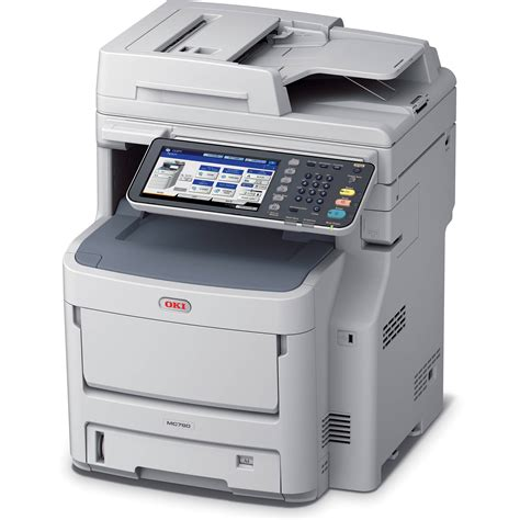 All One Color by Oki Mc770 All In One Color Led Printer 62446201 B H Photo