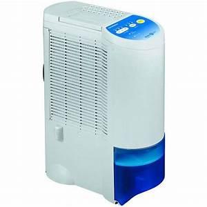 Deshumidificateur d air ruby dry dh600b achat vente for Deshumidificateur d air maison