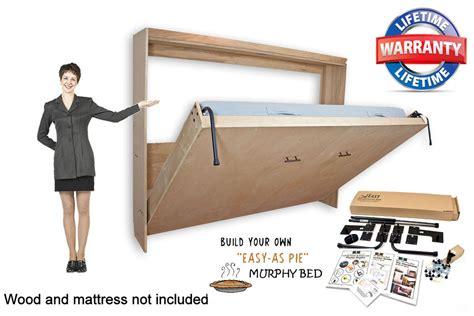 Murphy Bed Kit by Murphy Wall Bed Hardware Diy Kit Horizontal Wall Mount 3