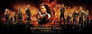 The Hunger Games: Catching Fire (Final Poster) by ...