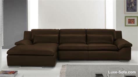 canapé d angle marron pas cher photos canapé d 39 angle cuir marron pas cher