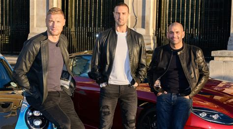 Top Gear by Announces New Hosts For Top Gear