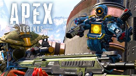 World Releases New Gameplay Trailer For Legend Of Apex Legends Official Gameplay Trailer Gamespot