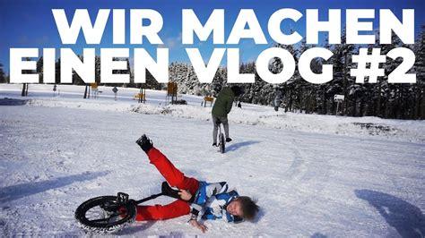 Wir Machen Einen Vlog #2  Tagestrip Nach Winterberg Youtube