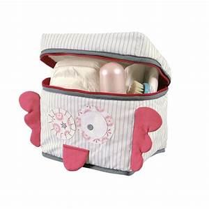 Trousse Toilette Fille : trousse de toilette enfant originale rose hibou little crevette ~ Teatrodelosmanantiales.com Idées de Décoration