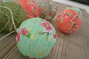Guirlande Lumineuse Boule Rose : guirlande boule papier ~ Melissatoandfro.com Idées de Décoration