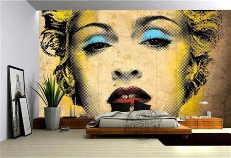 pop art wallpaper  walls wall art ideas