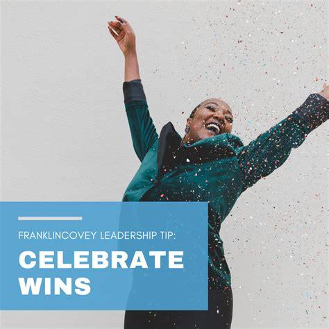 Celebrate Wins