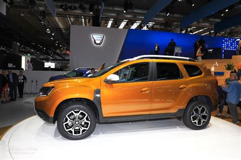 renault duster 2018 dacia duster 2 is probably the cheapest compact