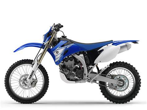 2007 Yamaha Wr 250 F Motorcycle Desktop Wallpaper