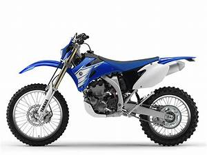 2007 Yamaha Wr 250 F Motorcycle Desktop Wallpaper
