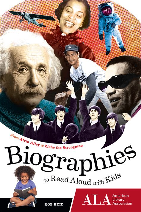 A Guide To Biographies To Read Aloud With Kids  News And