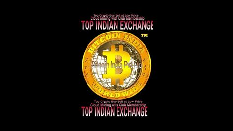 Invest in bitcoins through cryptocurrency. Bitcoin India Pvt Ltd | Cloud Mining All Crypto Buy Sell Exchange in India | Minimum Buy Sell ...